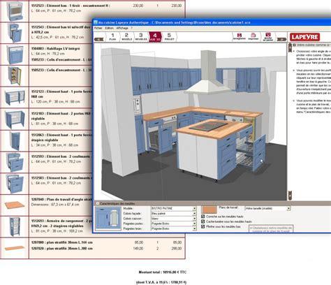 logiciel 3d pour cuisine installer une cuisine tout savoir pour la concevoir la