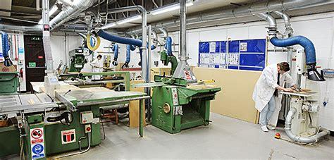 wood workshop victoria facilities university