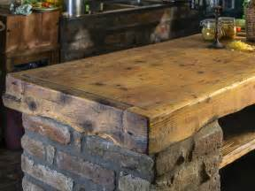 rustic kitchen islands rustic kitchen islands hgtv
