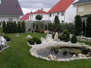 Gartengestaltung Kleine Gärten Bilder : schone gartengestaltung fotos ~ Lizthompson.info Haus und Dekorationen