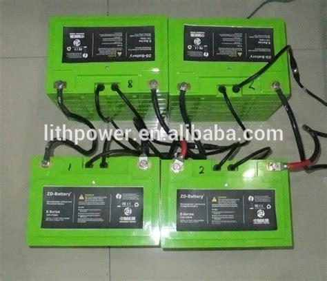 48v lithium golf cart battery high power 48v lifepo4 golfcart battery 48v lithium ion golf cart