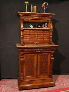 Meuble De Drapier : meuble de drapier ancien ancienne bon coin petite table ~ Teatrodelosmanantiales.com Idées de Décoration