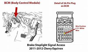 2005 Chevy Equinox Brake Light Wiring Diagram