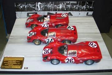 Welcome to the official account of ferrari, italian excellence that makes the world dream. Ferrari 330 P4 - 412 P Ferrari Parade Triple Daytona 67   Model Vehicle Sets   hobbyDB