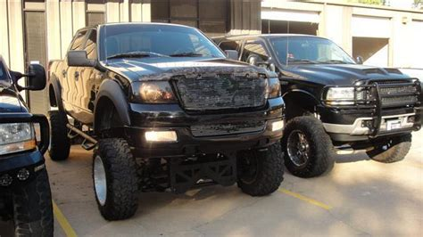 2005 Ford F 150 FX4 LIFT NAVIGATION 36s In Houston TX