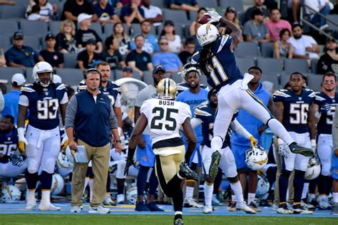 geremy davis signed  los angeles chargers active roster