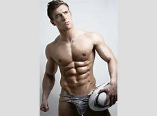 Athletic Supporter Abs for Days