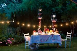 Wedding Backyard Ideas