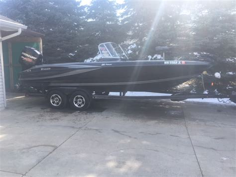 Walleye Boats For Sale In Wisconsin by Used Walleye Boats For Sale Classified Ads