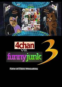 FunnyJunk vs 4C... Funnyjunk