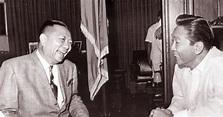 Fernando Lopez was born in Jaro, Iloilo April 13, 1904
