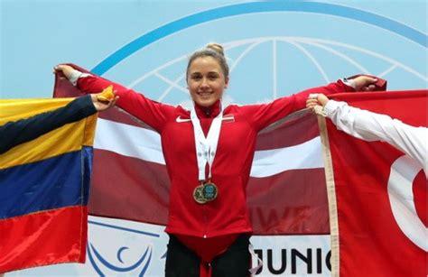 Koha arī šogad triumfē junioru pasaules čempionātā - Spēka ...