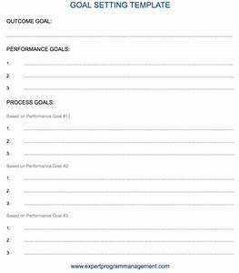great smarter goals template pictures inspiration With objective setting template