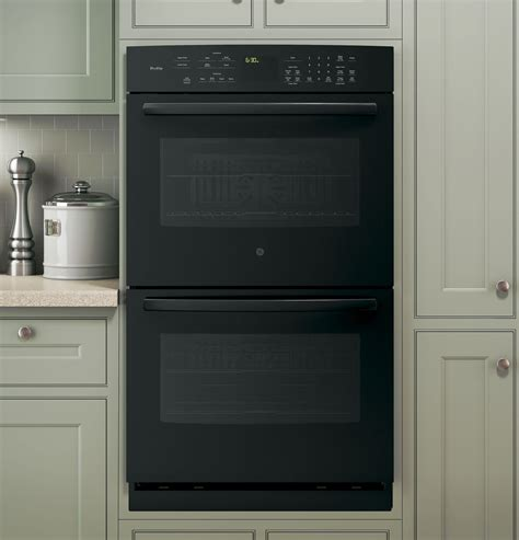 ge profile series  built  double wall oven  convection ptdfbb ge appliances