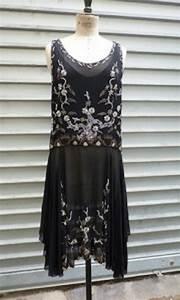 Robe Année 20 Vintage : robe vintage ann es 30 ~ Nature-et-papiers.com Idées de Décoration