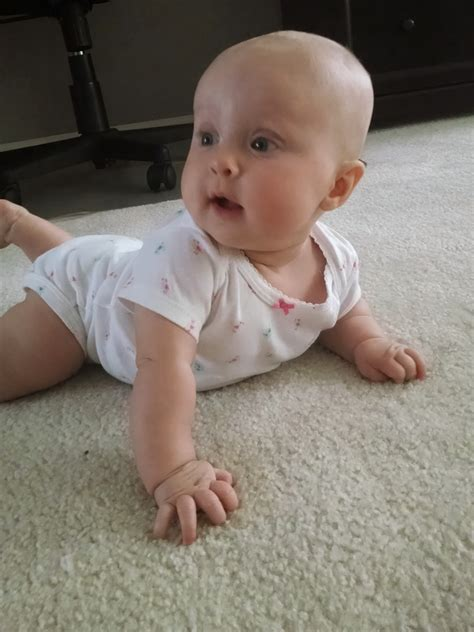 Life After I Do Baby Kaylee 6 Months