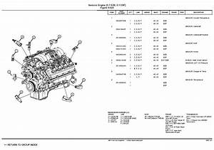 2006 Chrysler 300 Engine Diagram