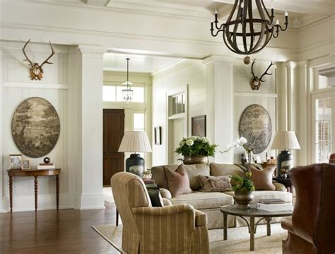 Southern Home Interiors  New Home Interior Design