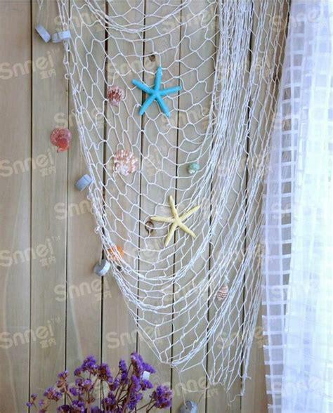 decorative fishing net new fashion mediterranean decorative fishing net