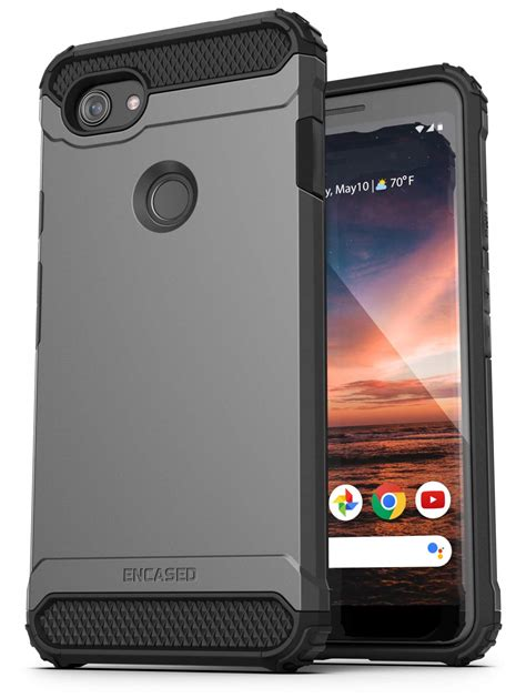 pixel  scorpio case grey encased