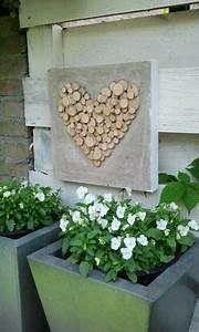 Basteln Mit Zement : vielleicht auch mit korken beton basteln mit beton basteln und kreativ ~ Frokenaadalensverden.com Haus und Dekorationen