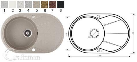 Composite Granite Kitchen Sinks and Taps   Craftsman Ltd