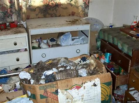 disgusting house