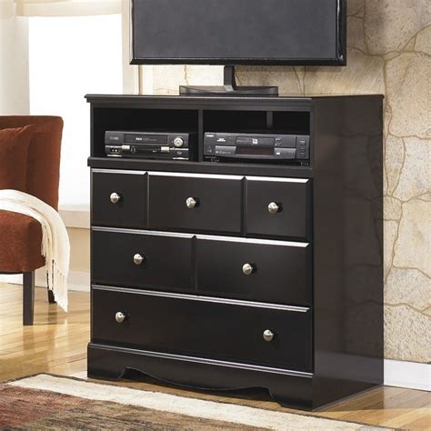 signature design  ashley furniture shay  drawer media