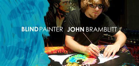 blind painter john bramblitt plano magazine