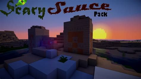 Scarysauce Resource Pack For Minecraft 1941891710