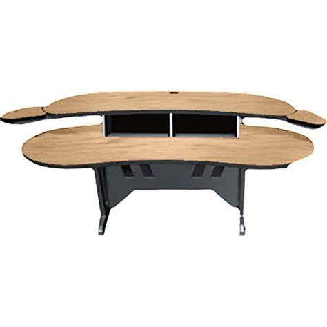 middle atlantic desk middle atlantic esur hm 60 quot edit center desk esur hm b h