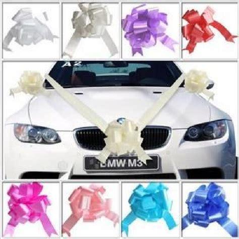 ruban pour deco voiture mariage deco voiture mariage kits ruban jaune achat vente d 233 coration de voiture cdiscount