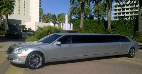Mercedes Limousine by Mercedes Limousine Orange County
