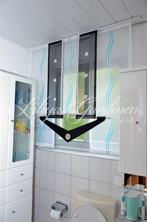 Badezimmer Gardinen Nach Maß Bestellen Wir Nähen Gardinen