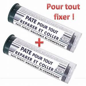 Pate Anti Fuite : mastic epoxy x2 soudure froid r pare m tal plomberie ~ Premium-room.com Idées de Décoration