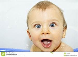 Happy Baby Face Royalty Free Stock Images - Image: 17720379