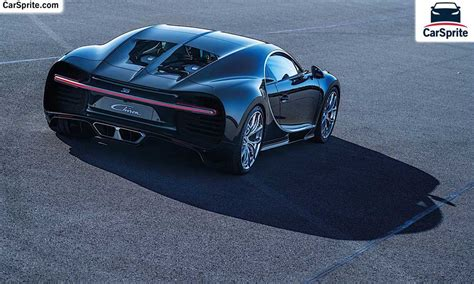 Only 500 units will be built with a base price of around £2,158,110. Bugatti Chiron 2018 prices and specifications in UAE   Car Sprite