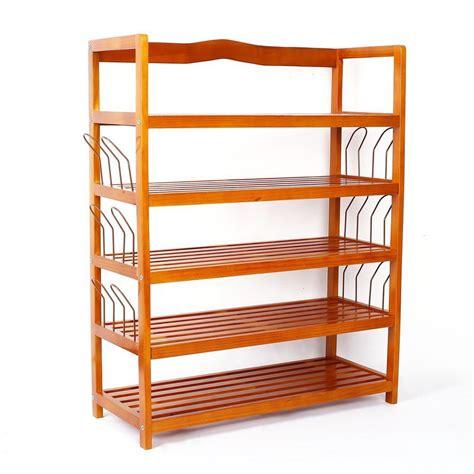 wooden shoe storage rack shoe organizer shoes storing furniture  homex homex