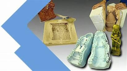 Materials Mold Making Molding Molds Artmolds