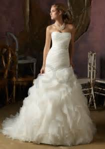 organza wedding dresses looking with organza mermaid wedding dresses sang maestro