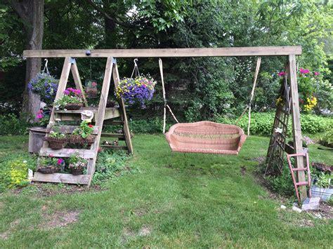 Swing For Backyard Adults - an swing set swingset backyard swings
