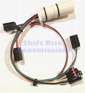 Ford Transmission 4r70w Aode Case Connector Complete