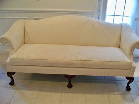 Sofa Or Loveseat by Vintage Sherrill Loveseat Sofa Settee Shell