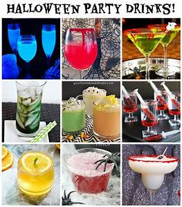 Halloween Non Alcoholic Drink Ideas