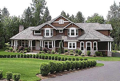 Shingle Style House Plans: A Home Design with New England