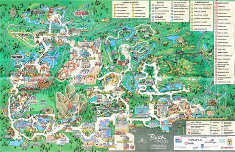 Busch Gardens Ta Directions by Let S Relive The Slithery Trek Of Busch Garden S Python