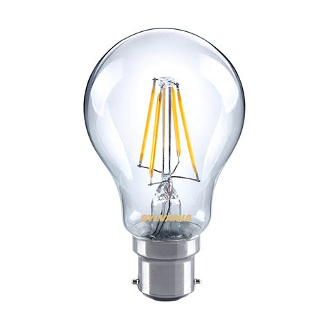 sylvania  led gls traditional light bulb  bc warm