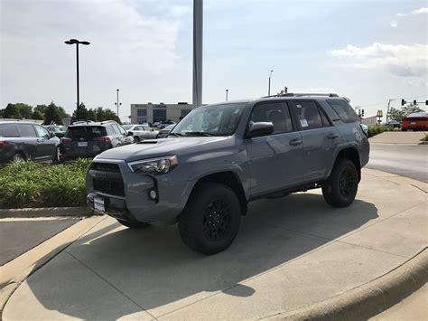 Toyota Rockford by Toyota 4runner Trd Pro Toyota Rockford Illinois