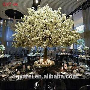 New Fake Cherry Blossom Tree Table Tree Artificial Indoor
