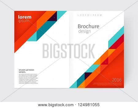 Modern Blue Brochure Design Vector Photo Bigstock Cover Design Brochure Flyer Vector Photo Bigstock